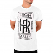 High Roller White T-Shirts