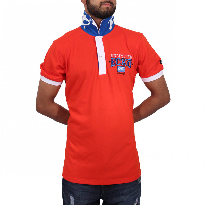 Men's Red Magnum Polo T-Shirt