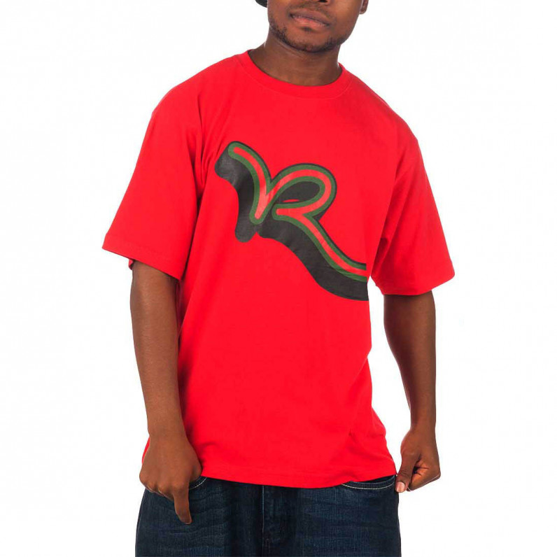 Red Cotton Truly Urs T-Shirts