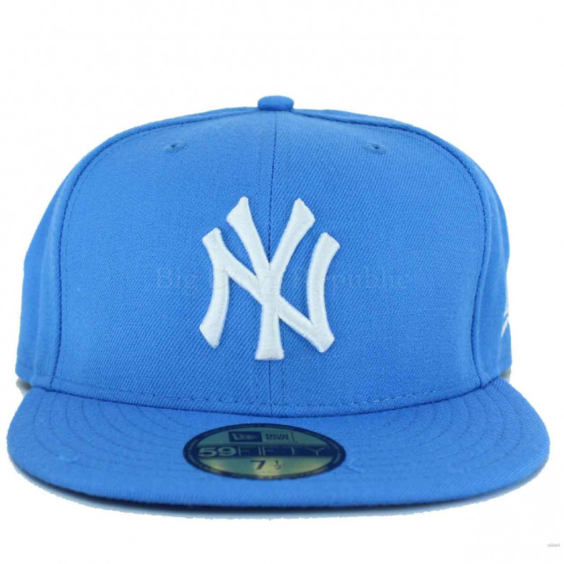 MLB 59Fifty NY New York Yankees Fitted Baseball Cap