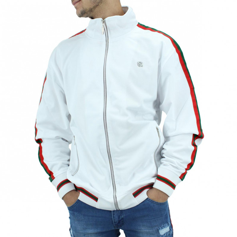 Men's Lightweight Zip Up Track Jacket
