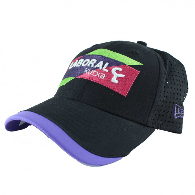 Euroleague 9Forty Performance Black Adjustable Caps