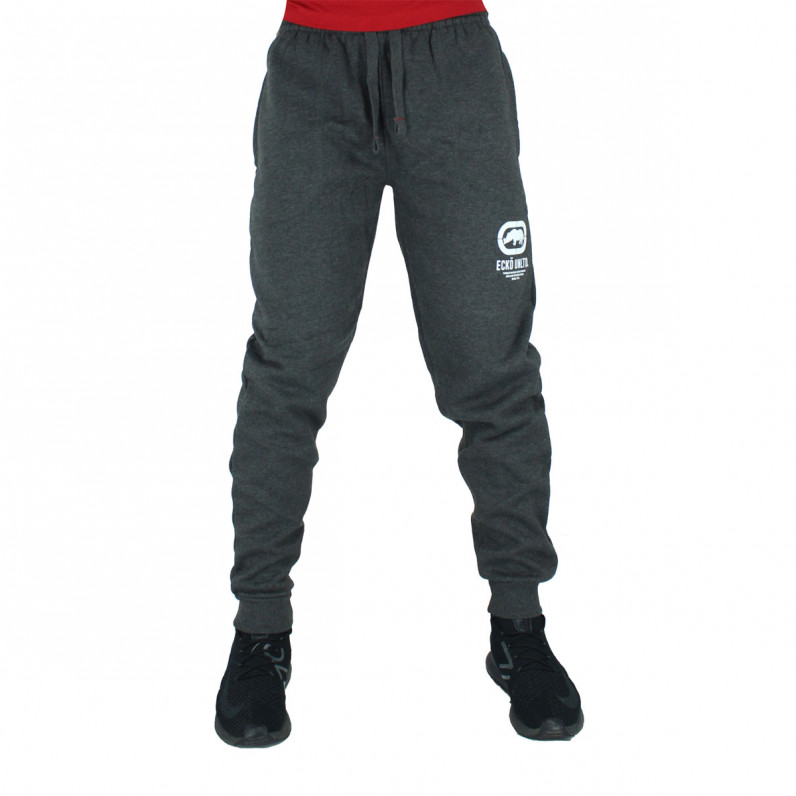 Men's Cullinan Charcoal Grey Cotton Jog Pants