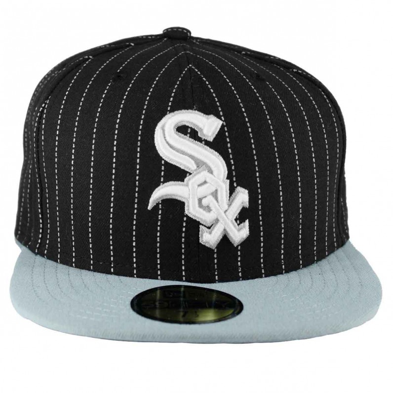 MLB 59Fifty Chicago White Sox Fitted Baseball Caps